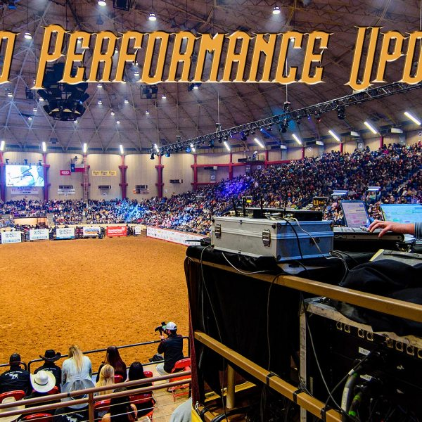 Rodeo Performance Updates