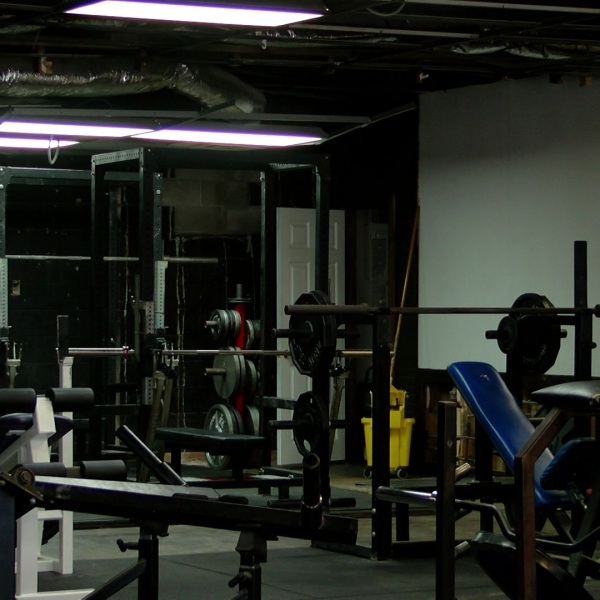 Bar Athletic Club Interior