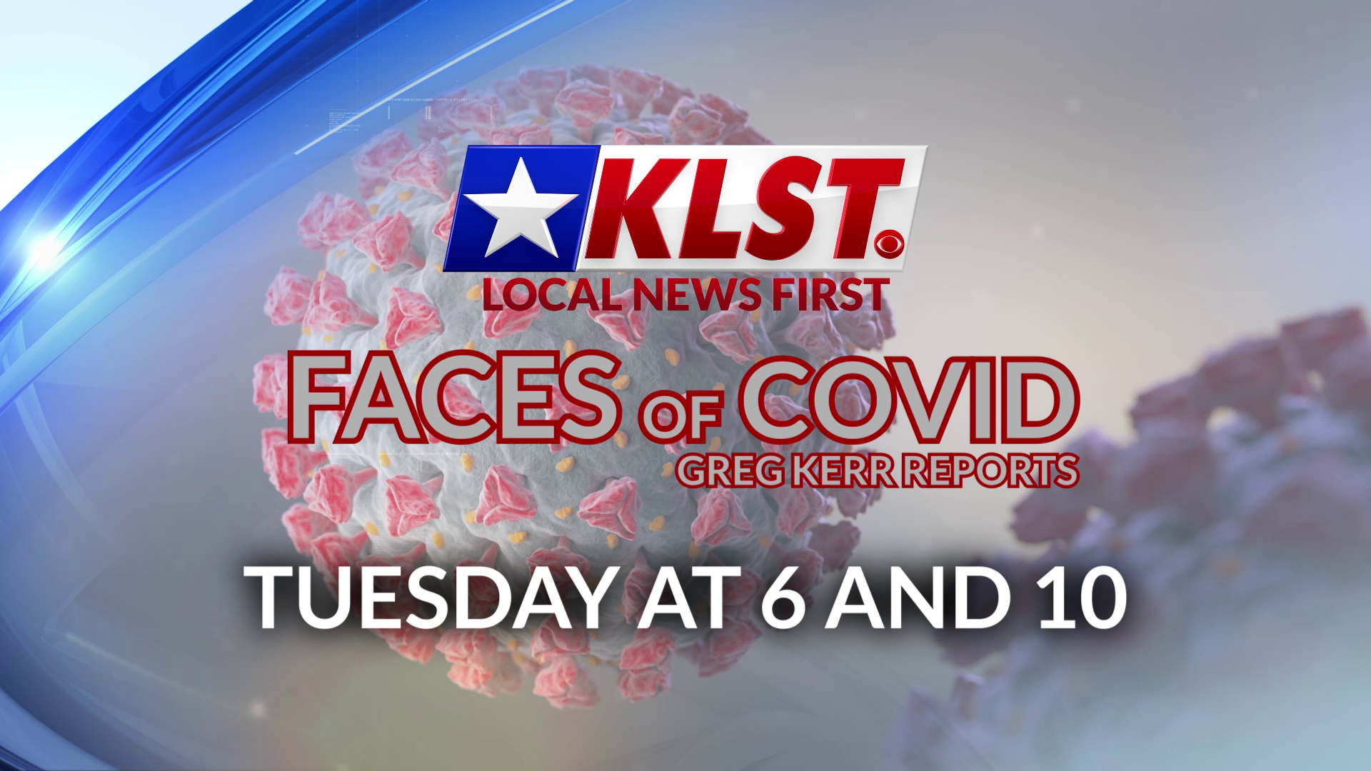 KLST Faces of Covid