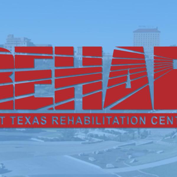 Text: West Texas Rehabilitation Center