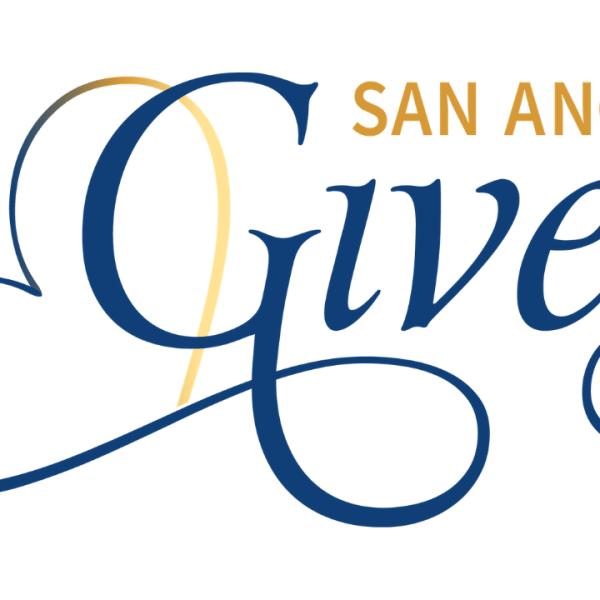 San Angelo Gives Logo