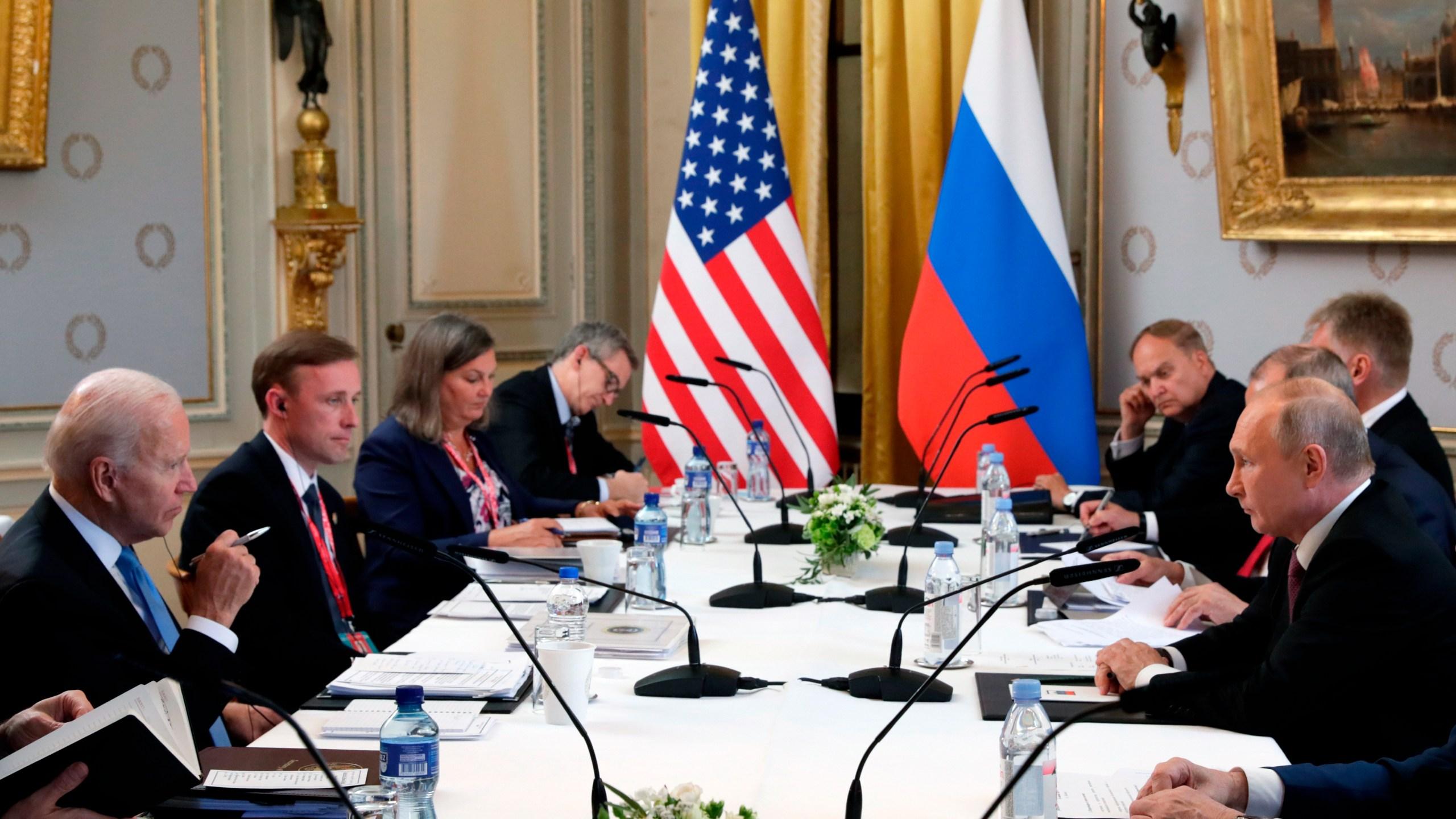 Takeaways from Biden-Putin summit: Skepticism, respect    ConchoValleyHomepage.com