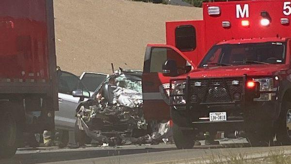 Crash on Loop 306