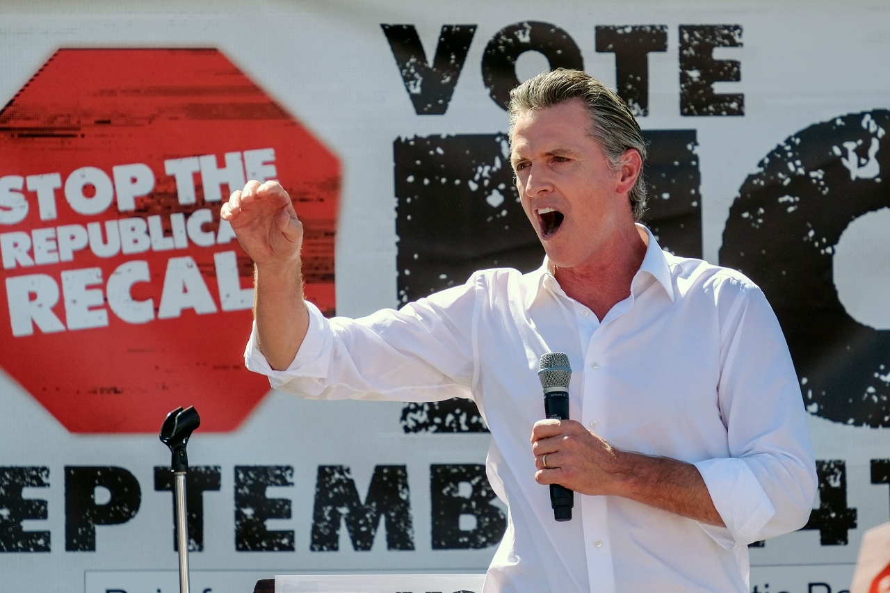 California Latinos could tip scales in Tuesday's recall election of Gov. Newsom - ConchoValleyHomepage.com